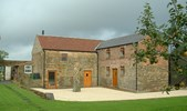 Yorkshire Barn Conversion After